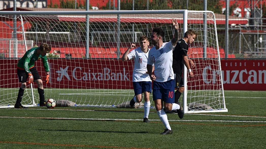 Porcher hat-trick helps England start IFCPF World Cup with win over Germany
