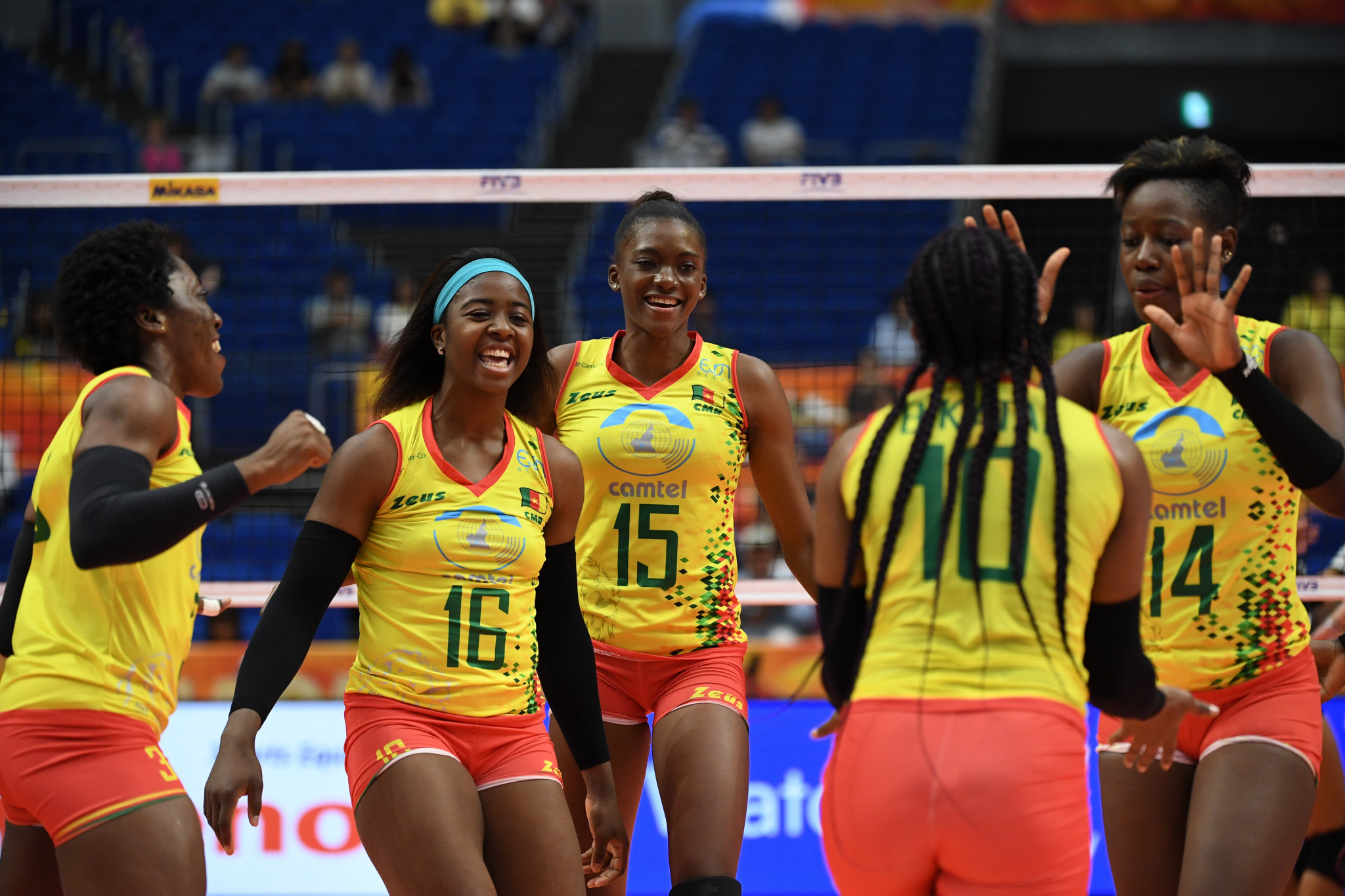 Cameroon are the reigning African champions ©Getty Images