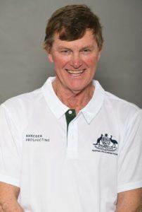 The Australian Olympic Committee has paid tribute to the late Nick Garratt ©Rowing Australia