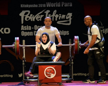UAE powerlifter stripped of medals after receiving six-month doping ban