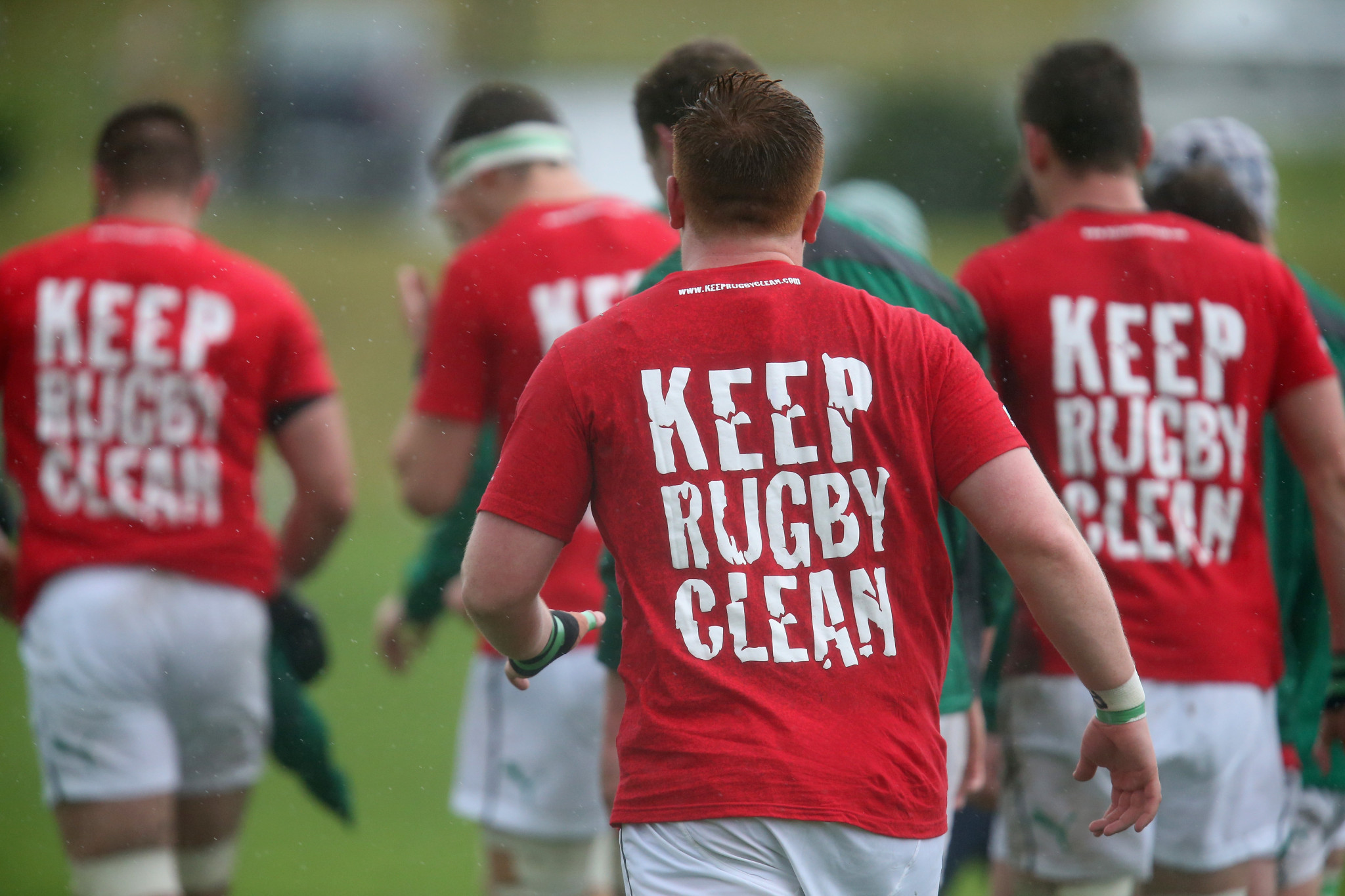 World Rugby's global anti-doping test programme found four violations in 2018