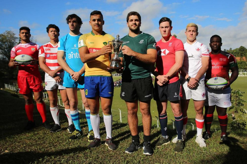 Brazil are hosts and debutants as World Rugby Under-20 Trophy ready to start