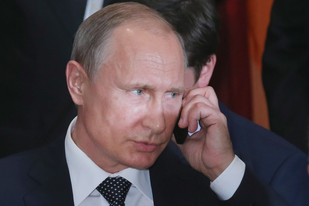 Russian President Vladimir Putin has ordered an internal investigation into the allegations