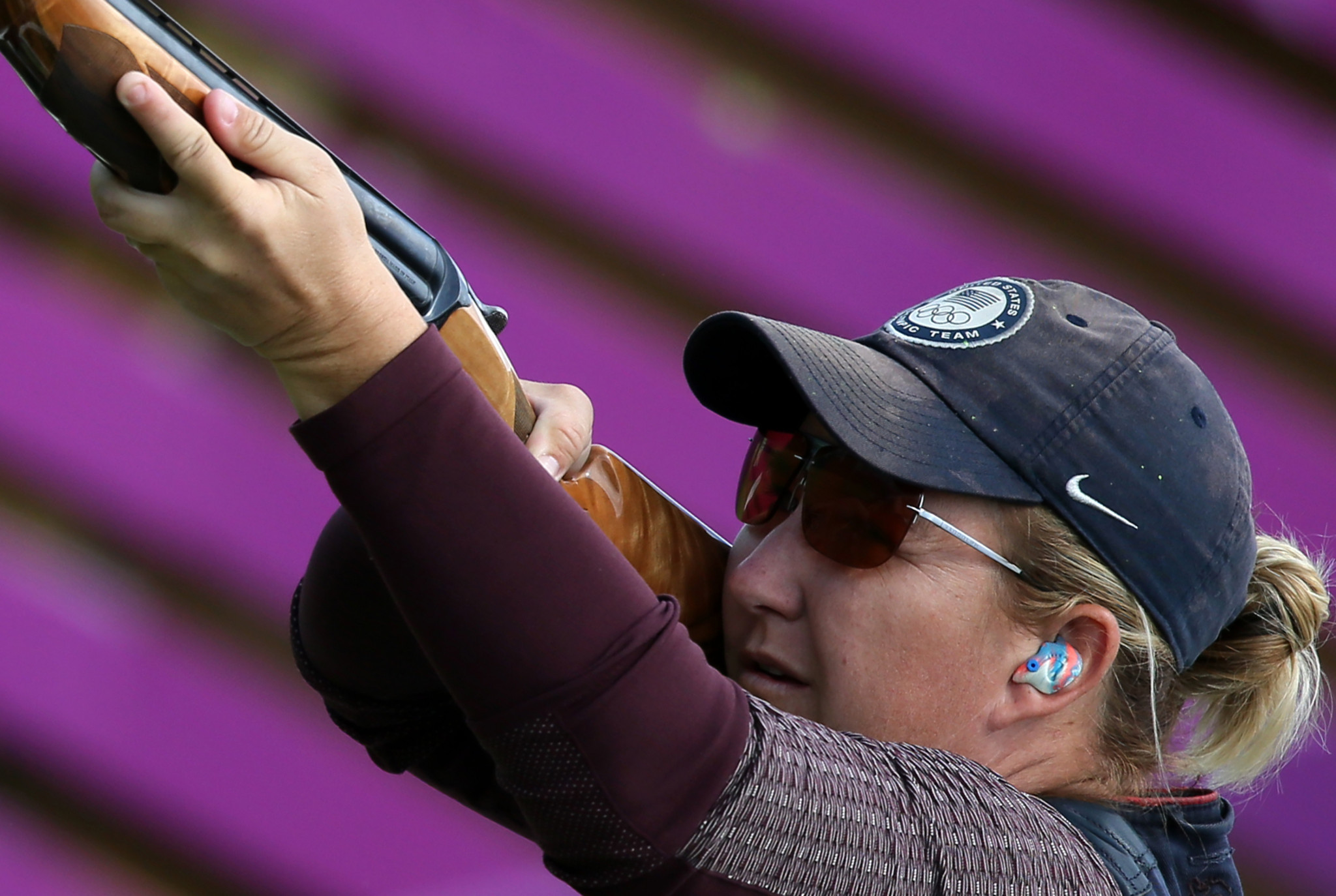 Rhode ready to strike for gold in women's skeet at ISSF Shotgun World Championship