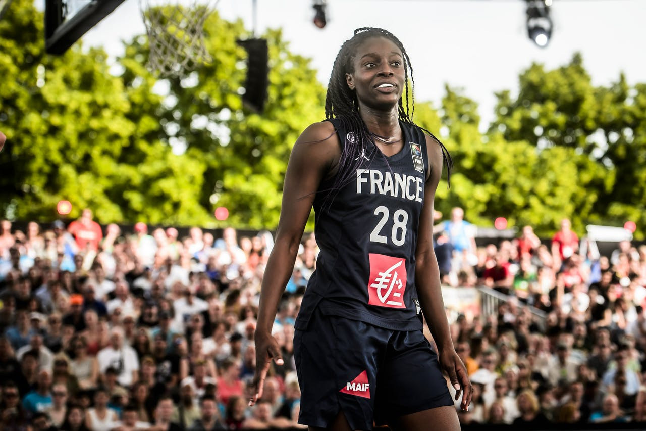 France make early impact in FIBA 3x3 Women's Series in Ekaterinburg