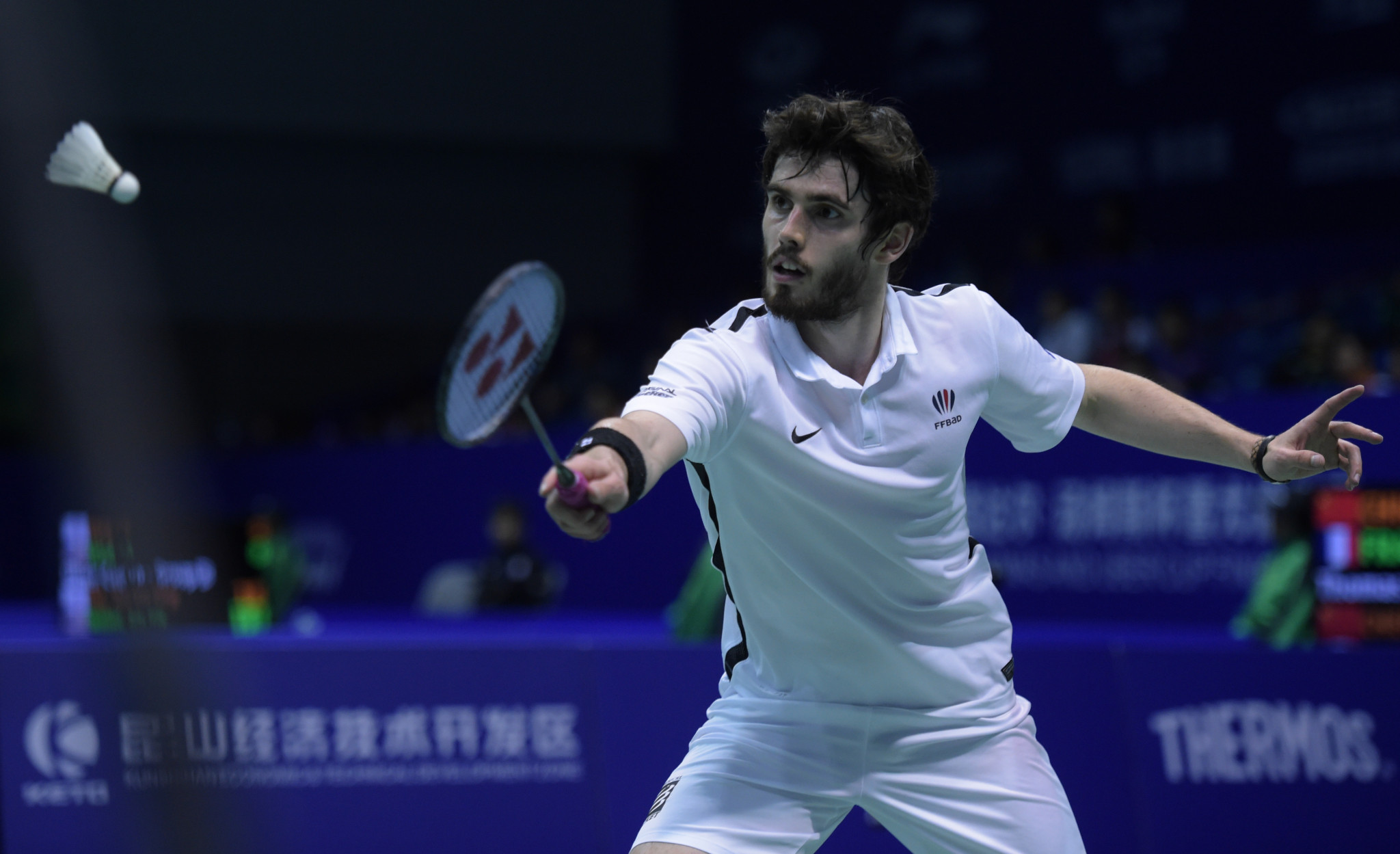 France's Thomas Rouxel will now play Buenos Aires 2018 champion Li Shifeng in the first round ©Getty Images