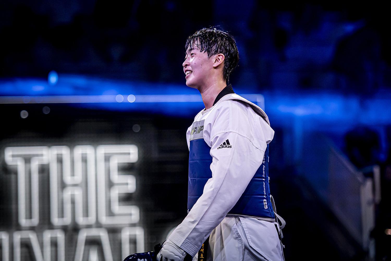 World champion Lee targeting Olympic taekwondo gold at Tokyo 2020
