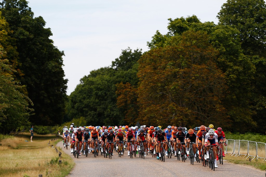 Virtual RideLondon event taking place to help British charities