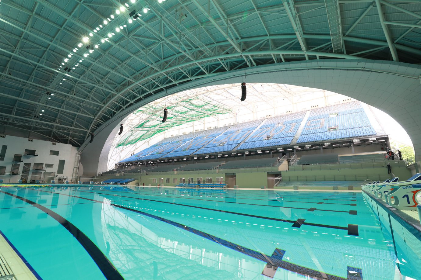Gwangju Mayor Lee Yong-sup has claimed that everything has been done to guarantee the best possible experience at the 2019 FINA World Championships in the South Korean city ©FINA