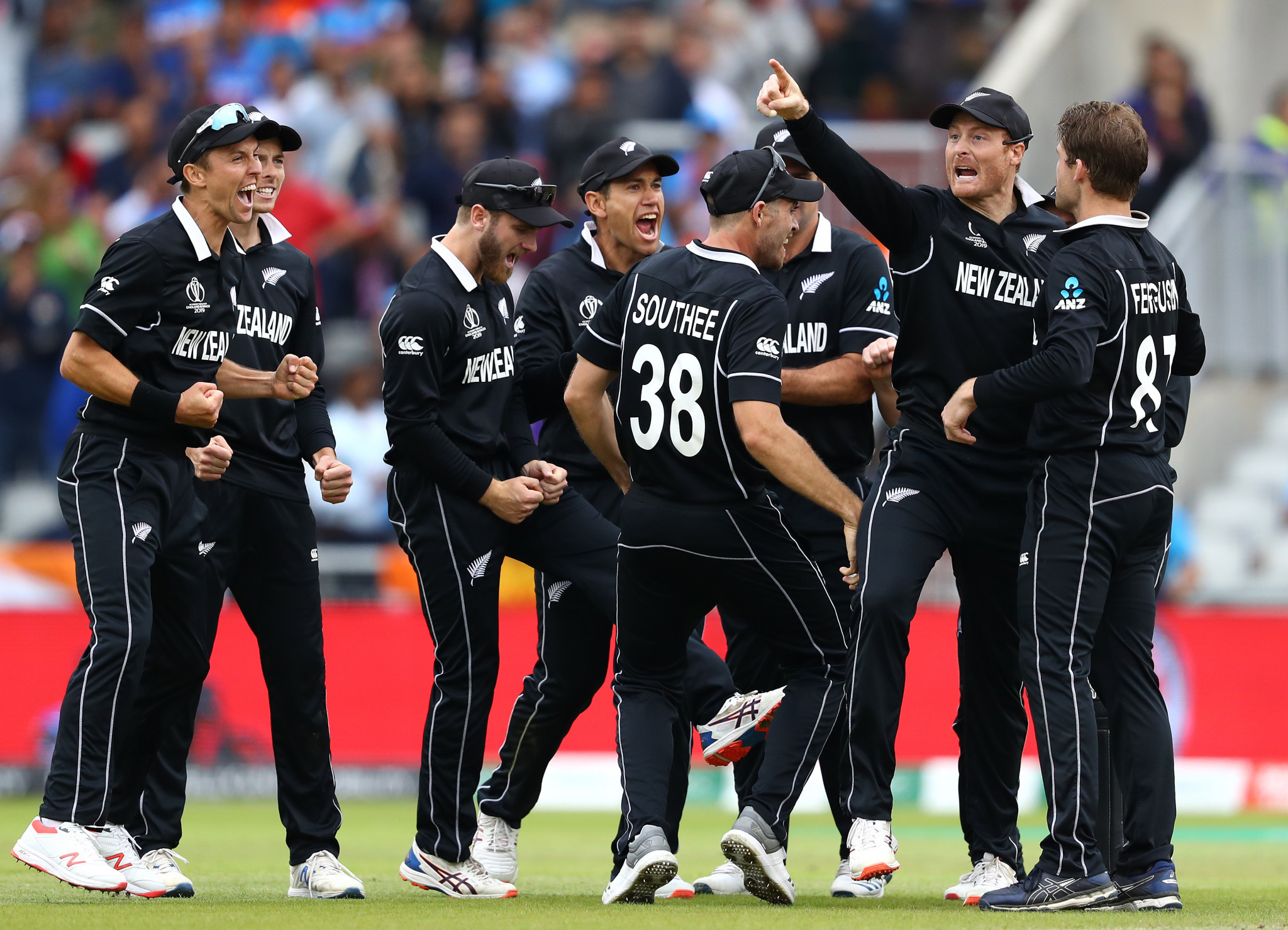 New Zealand upset India with thrilling victory to reach ICC Cricket World Cup final