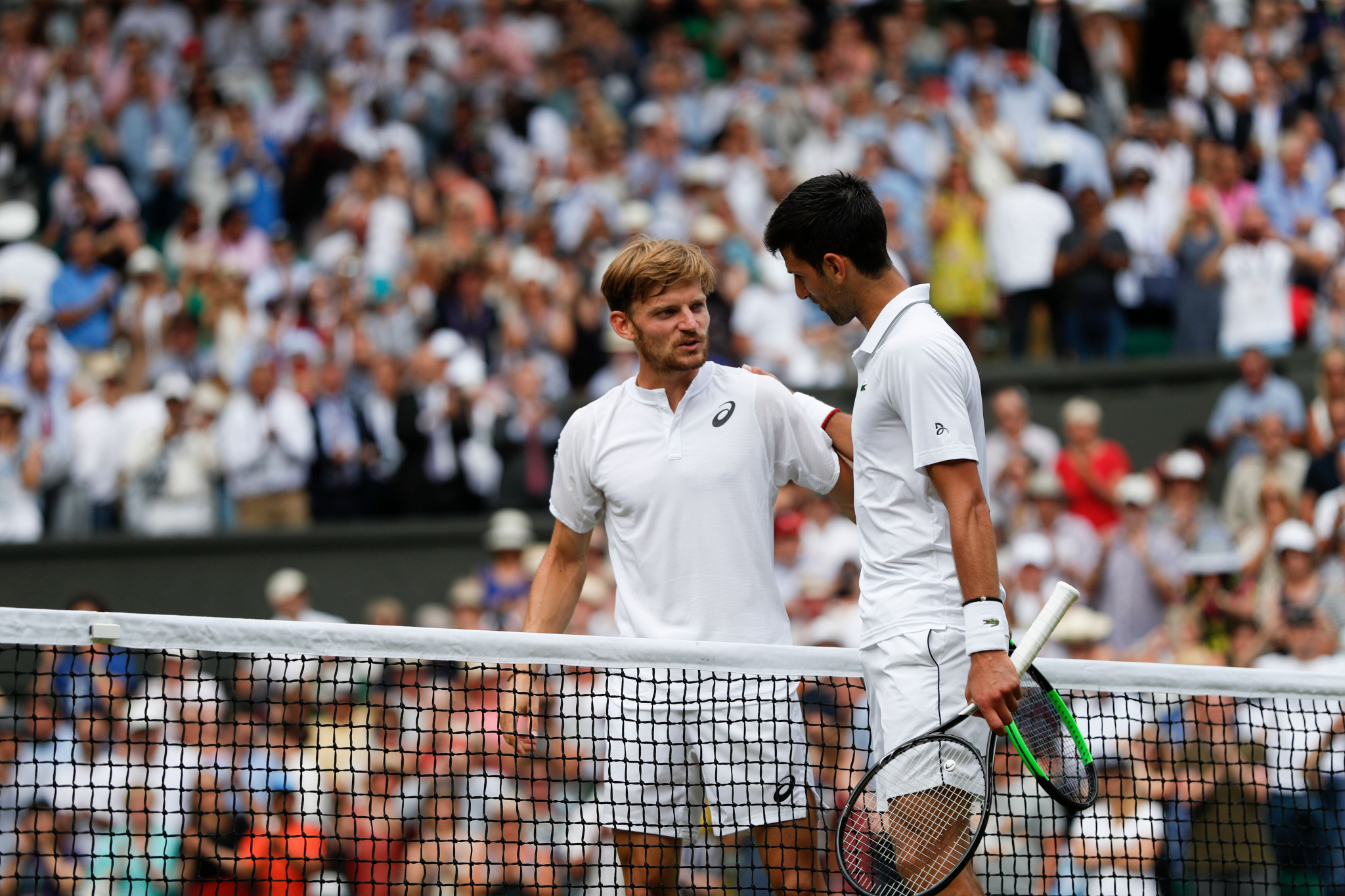 Star-studded Wimbledon semi-final line-up as Djokovic, Federer and Nadal advance
