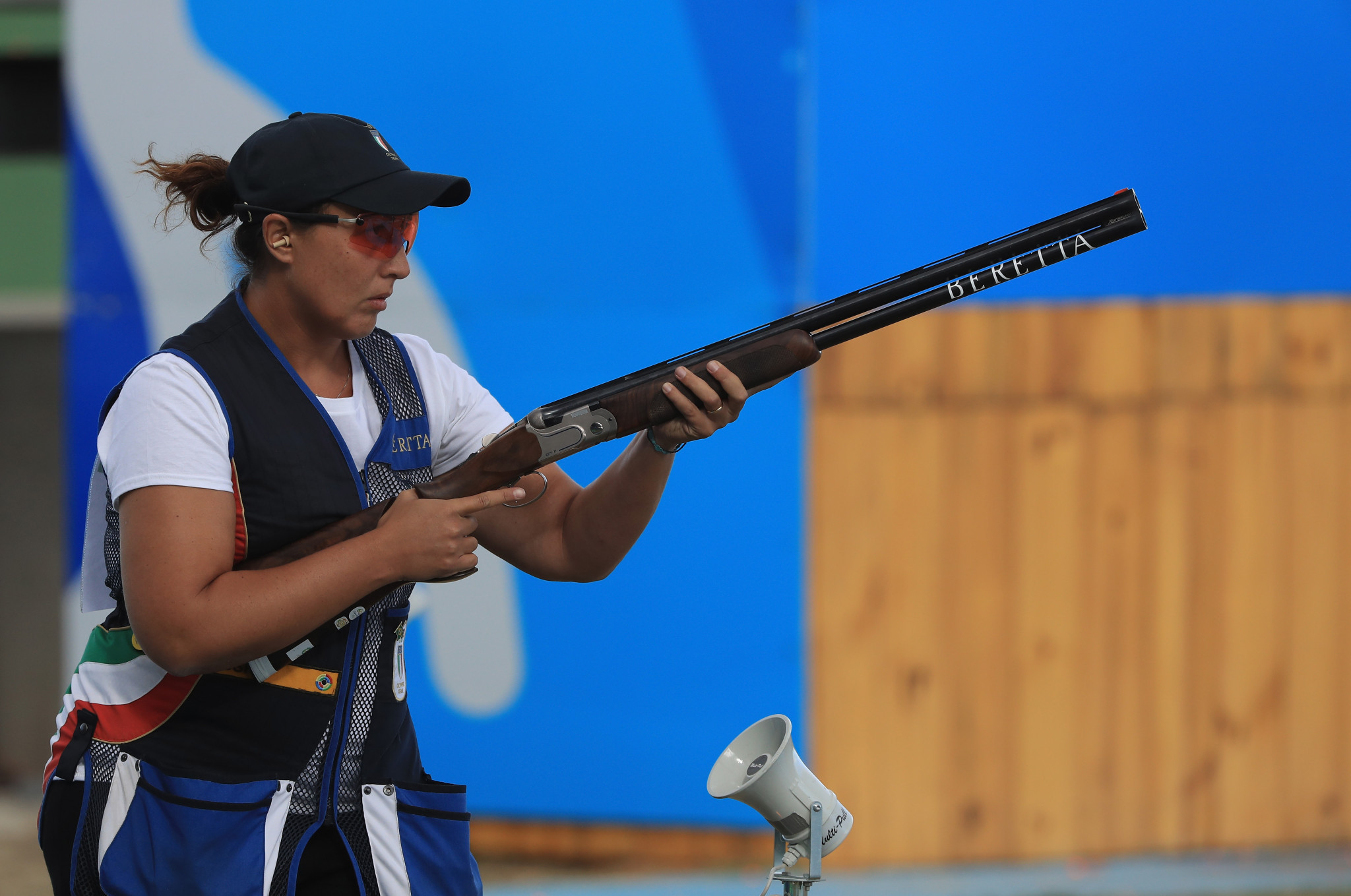 Olympic champion Bacosi claims women's skeet gold at ISSF World Shotgun Championship to leave Italy top of medals table