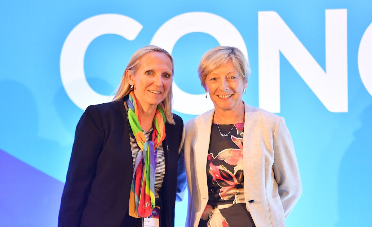 Nicholl elected new President of International Netball Federation