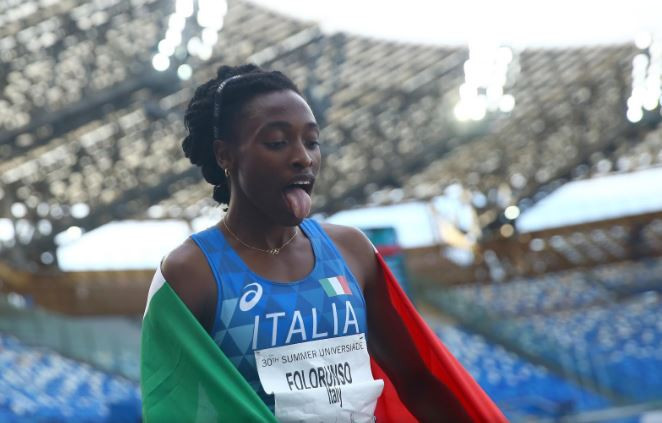 Folorunso out of puff after retaining Universiade crown