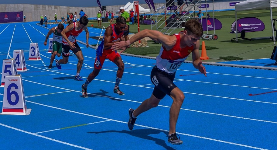 Jersey claim three athletics gold medals at Island Games