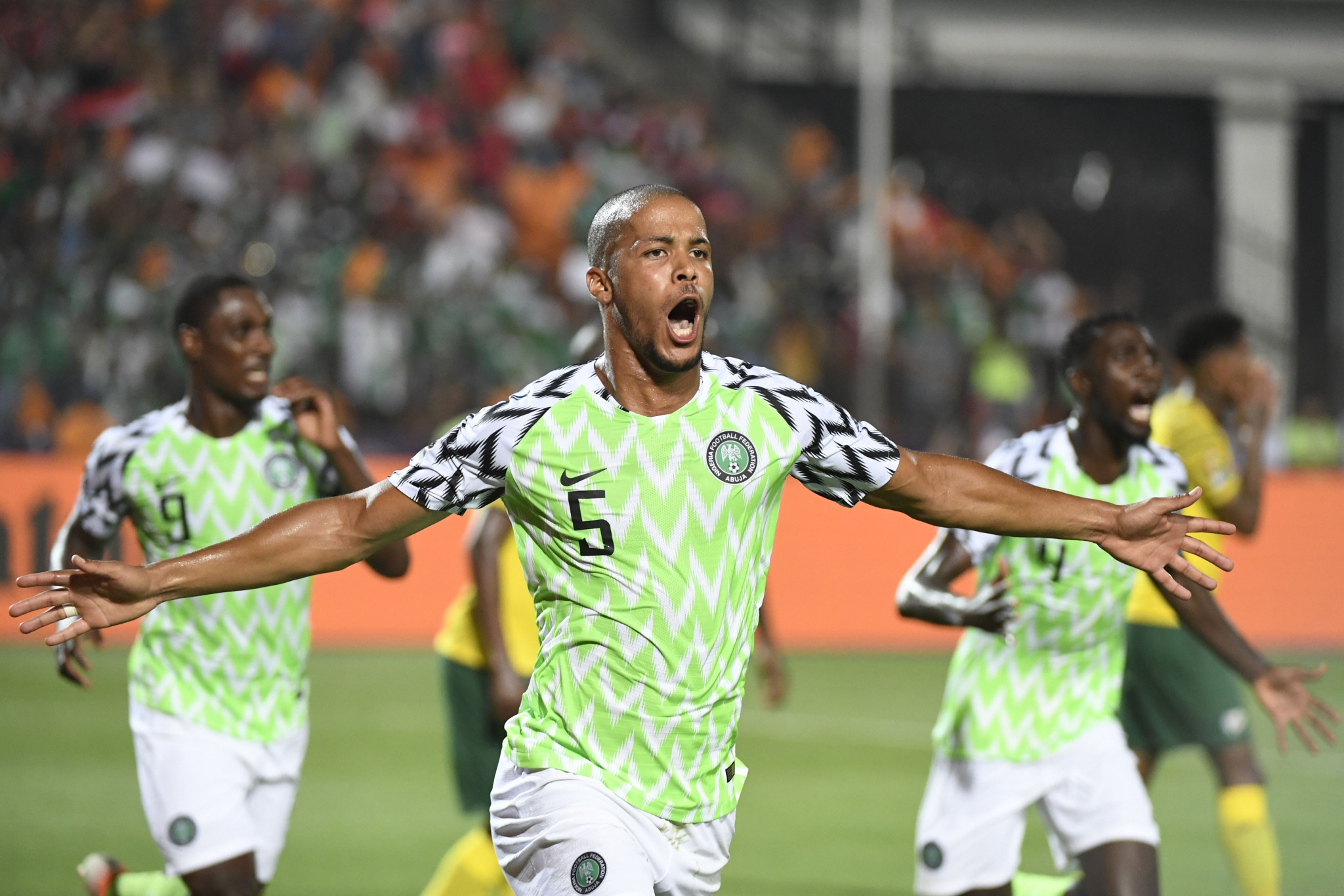 Senegal and Nigeria scrape through to reach semi-finals of African Cup of Nations