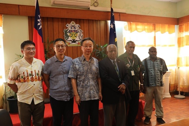 Solomon Islands 2023 sign MoU with Taiwan company for National Stadium construction