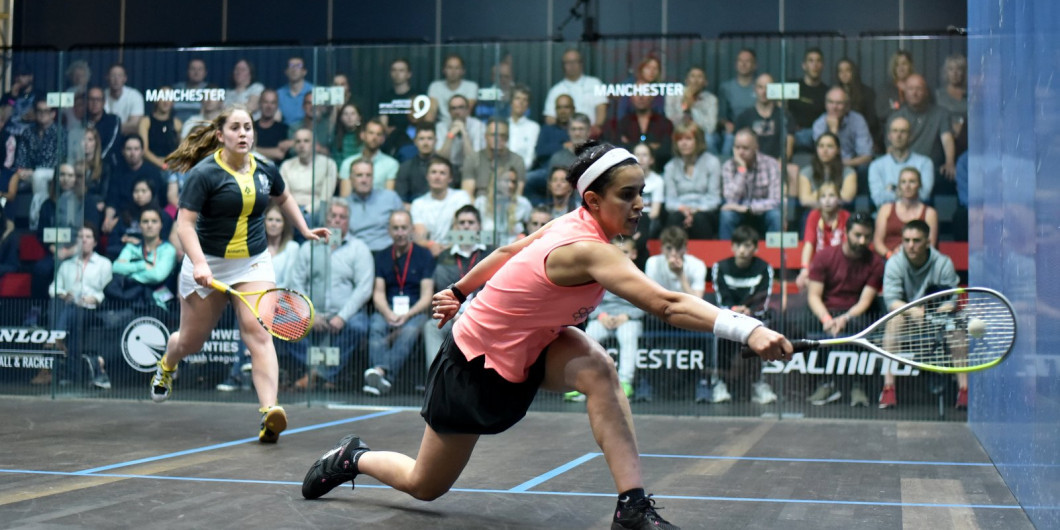 Squash failed with its bid for inclusion at the Paris 2024 Olympic Games ©PSA