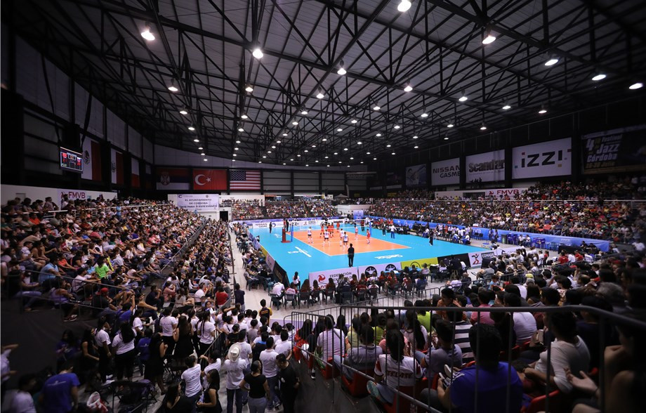 The FIVB Women's Under-20 World Championship will be held in Mexico for the second consecutive edition ©FIVB