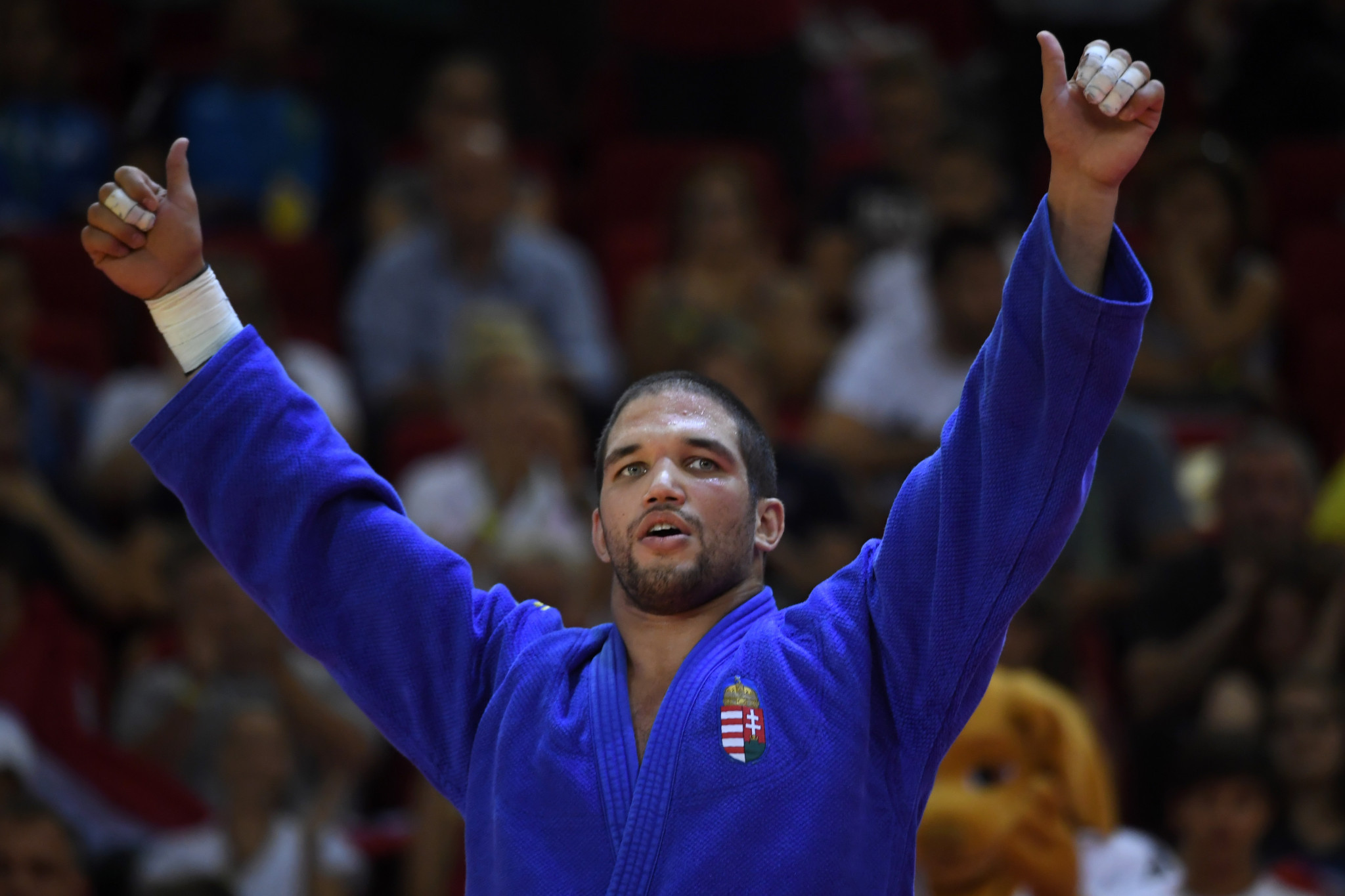 Hungary's Tóth eyeing home glory at IJF Grand Prix in Budapest