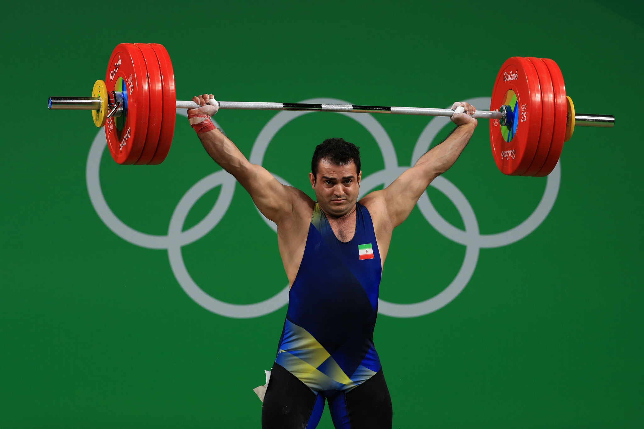 Sohrab Moradi is a world and Olympic champion ©Getty Images