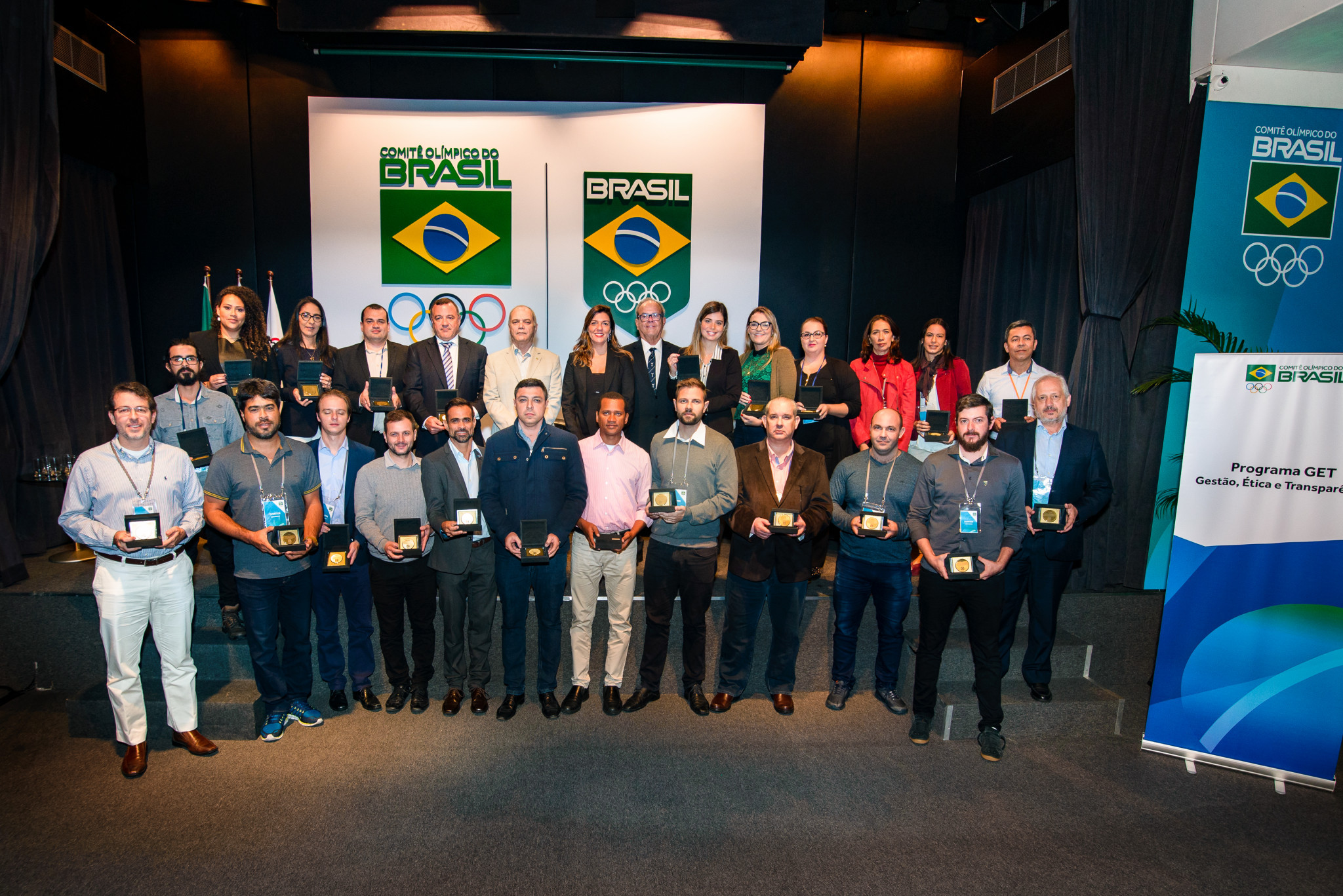 Brazilian Olympic Committee's good governance scheme joined by 32 sports