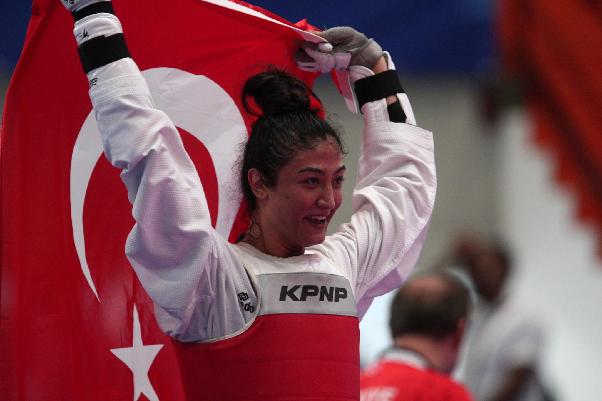 Turkey take two golds in taekwondo at Naples 2019