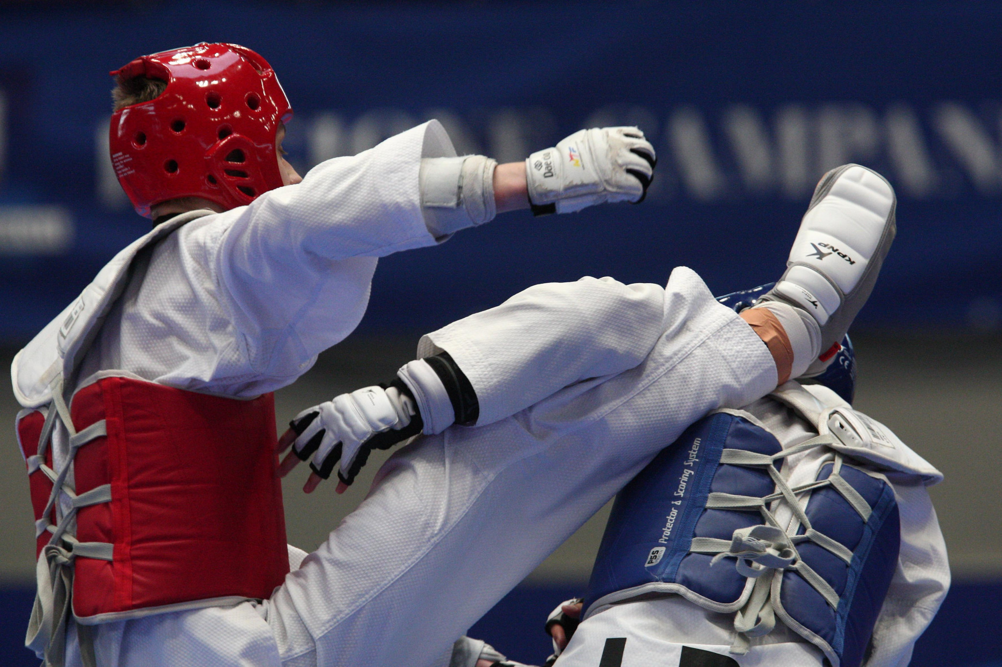 Nafia Kuş was the first Turkish athlete to win, earning gold in the women's under-73 kilograms ©Naples 2019
