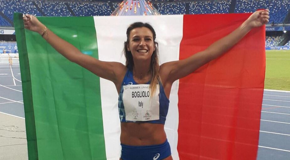 Bogliolo lights up San Paolo Stadium to claim Universiade glory on golden night for Italy