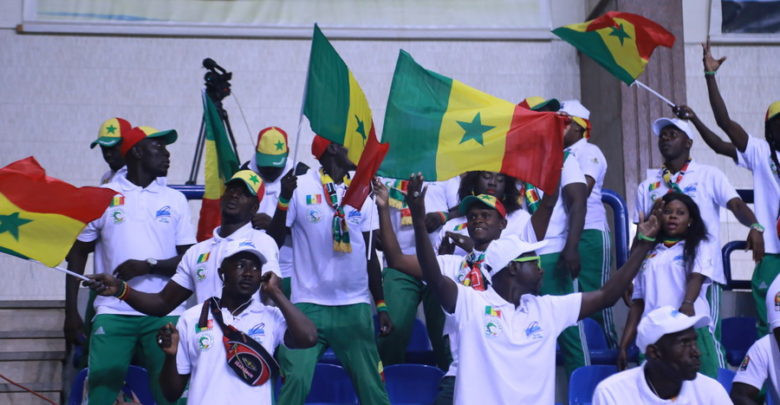 Senegal claimed the last available place in the semi-finals with victory over Morocco ©CAVB
