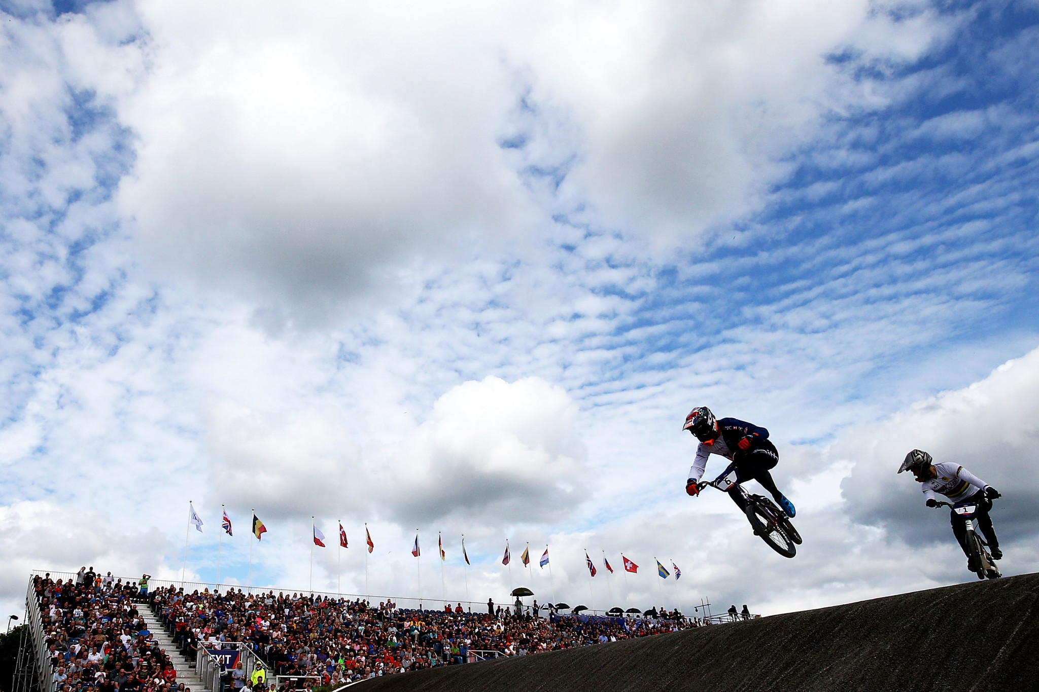 Evans and Smulders out to retain titles at BMX European Championships