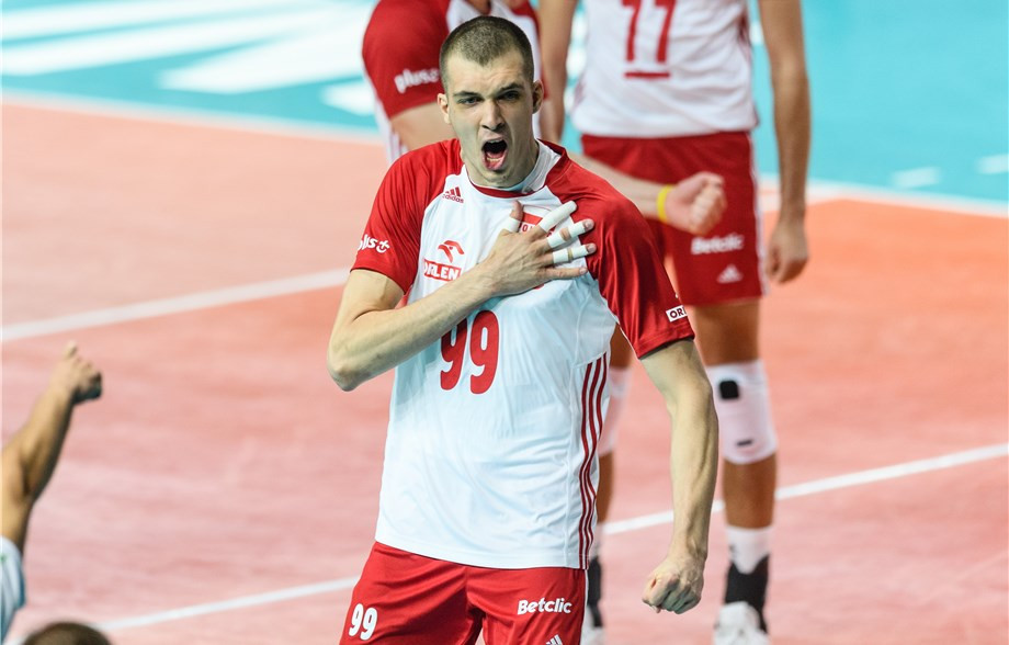 Poland, Russia and US all clinch semi-final berths at FIVB Men's Nations League final