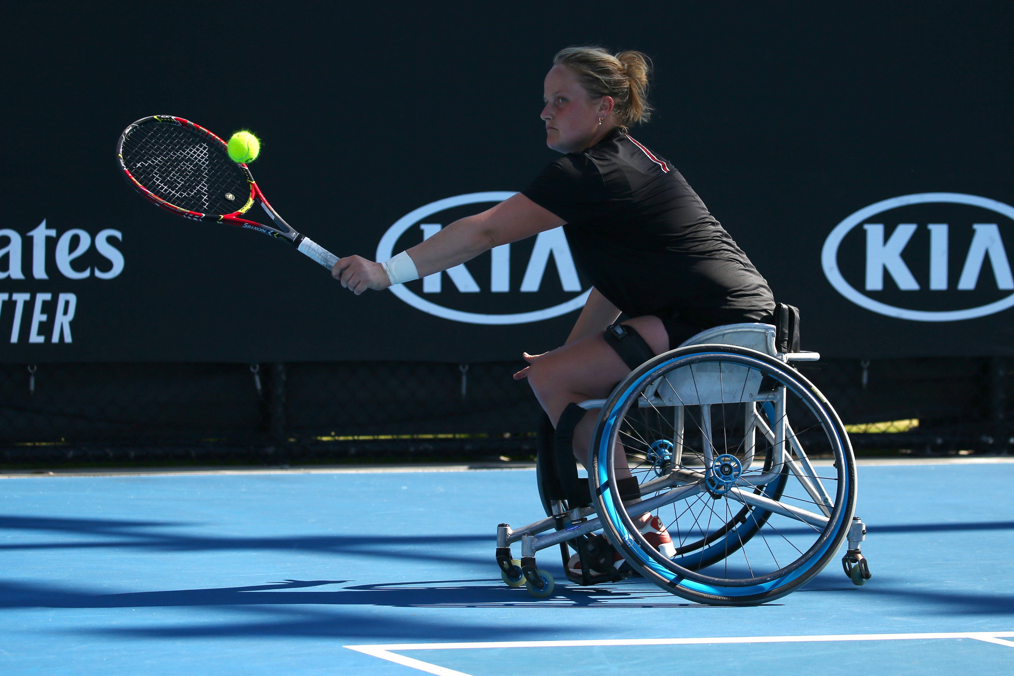 Dutch star van Koot ousts Kamiji to reach wheelchair tennis final at Wimbledon