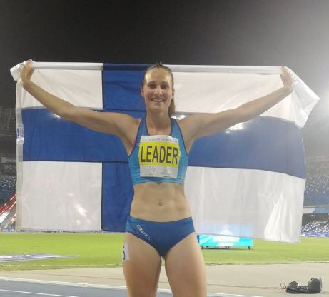 Sillman drives through transport woes to claim Universiade gold in personal best