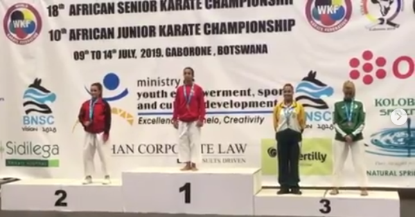 Morocco win all four kata gold medals as African Karate Championships begin