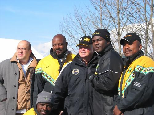 "Sepp Haidacher - ""Godfather"" of Jamaica bobsleigh - dies at age of 78"