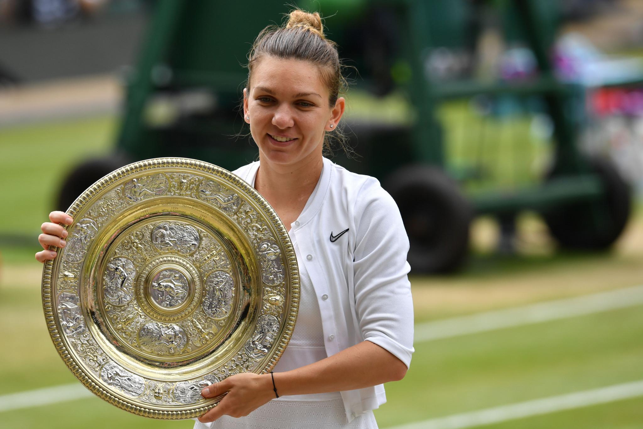 Brilliant Halep stuns Williams in Wimbledon final