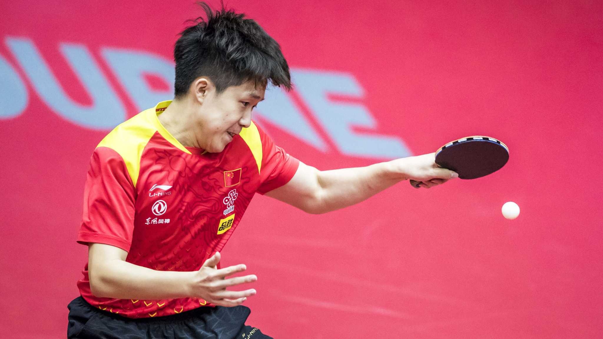Olympic champions remain on course for success at ITTF Australian Open