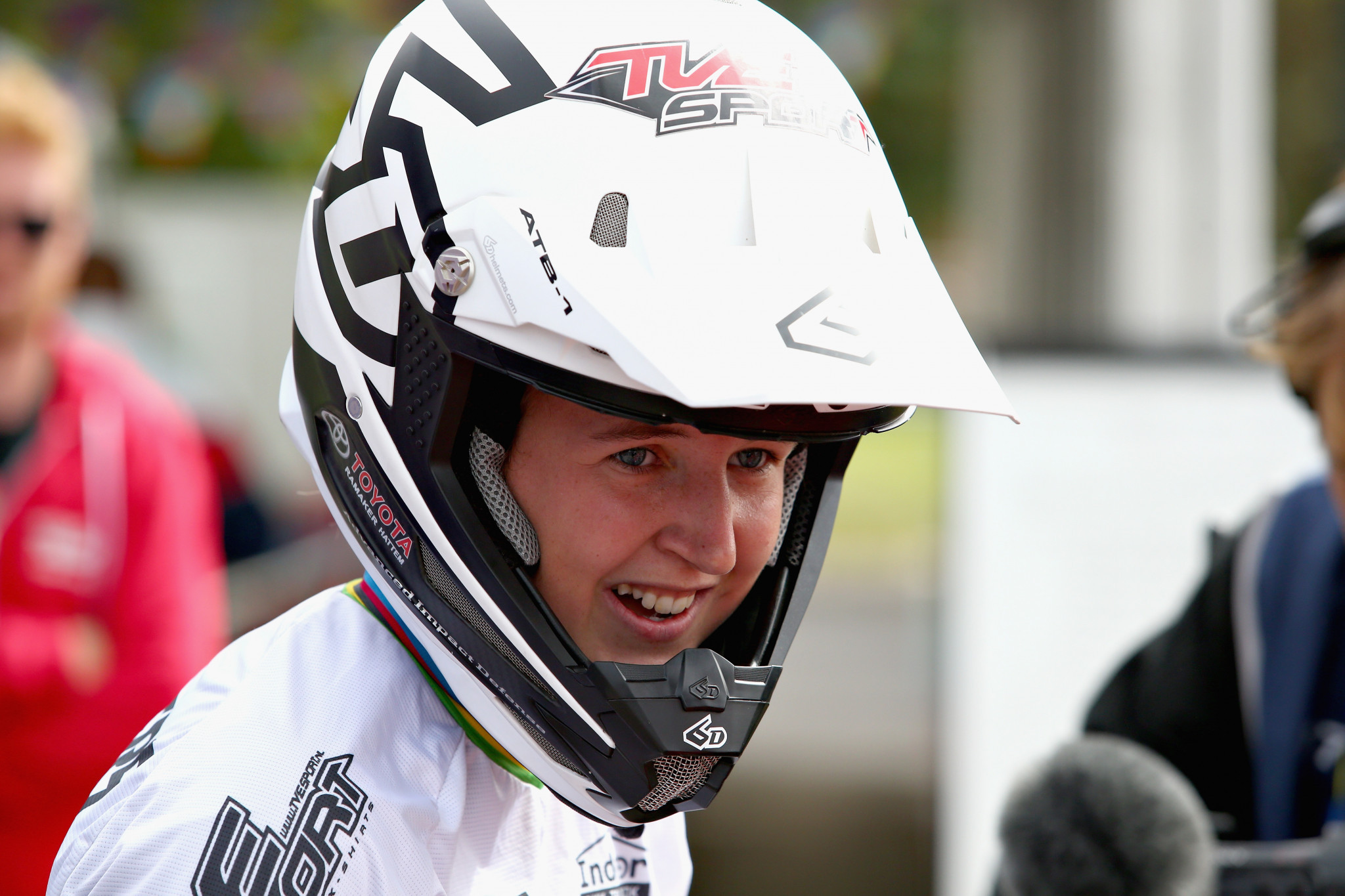 Smulders collects fourth European BMX title