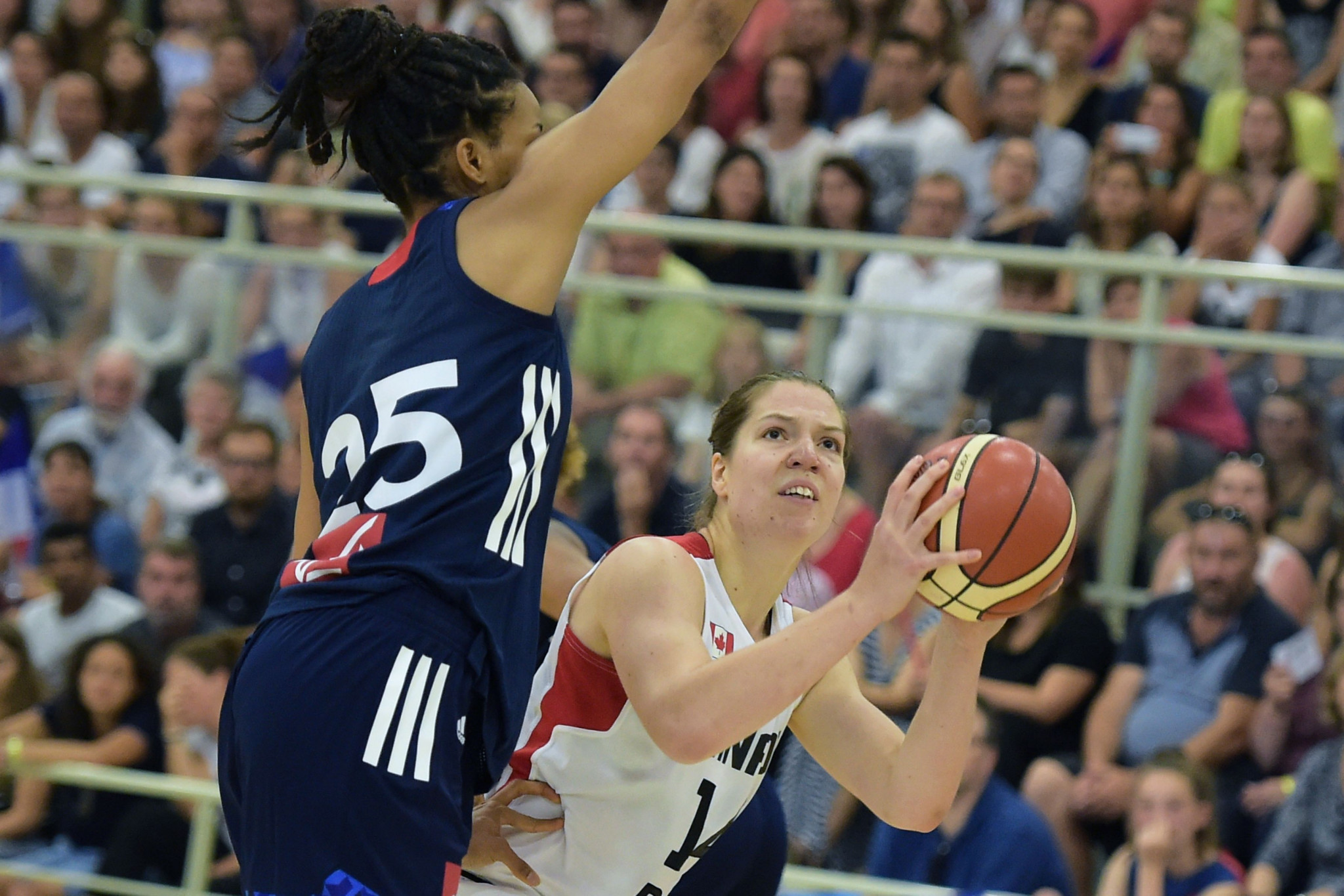 Spain, China and Canada undefeated after first day of FIBA 3x3 Women's Series in Italy