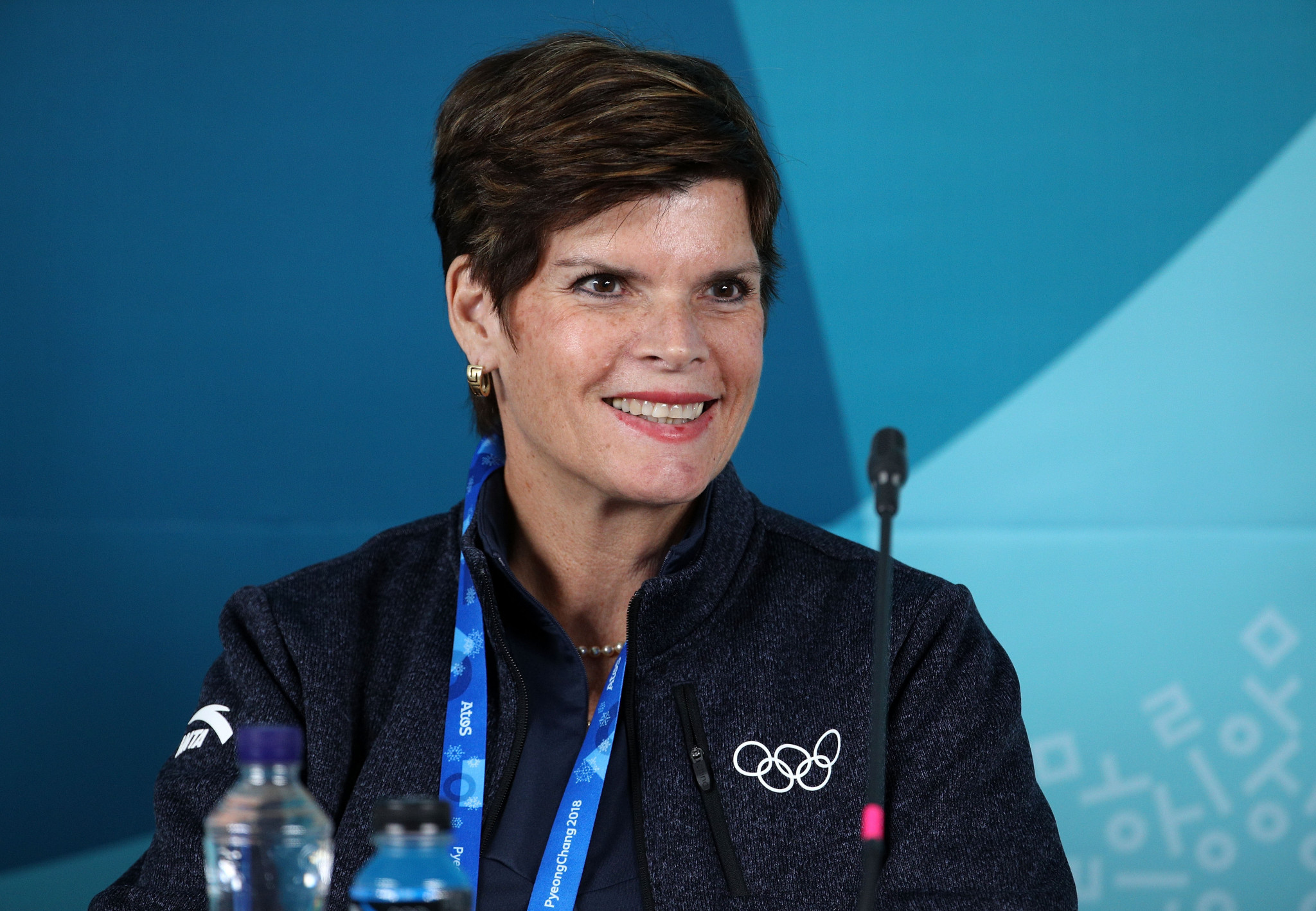 Nicole Hoevertsz has been tipped as a future International Olympic Committee President ©Getty Images