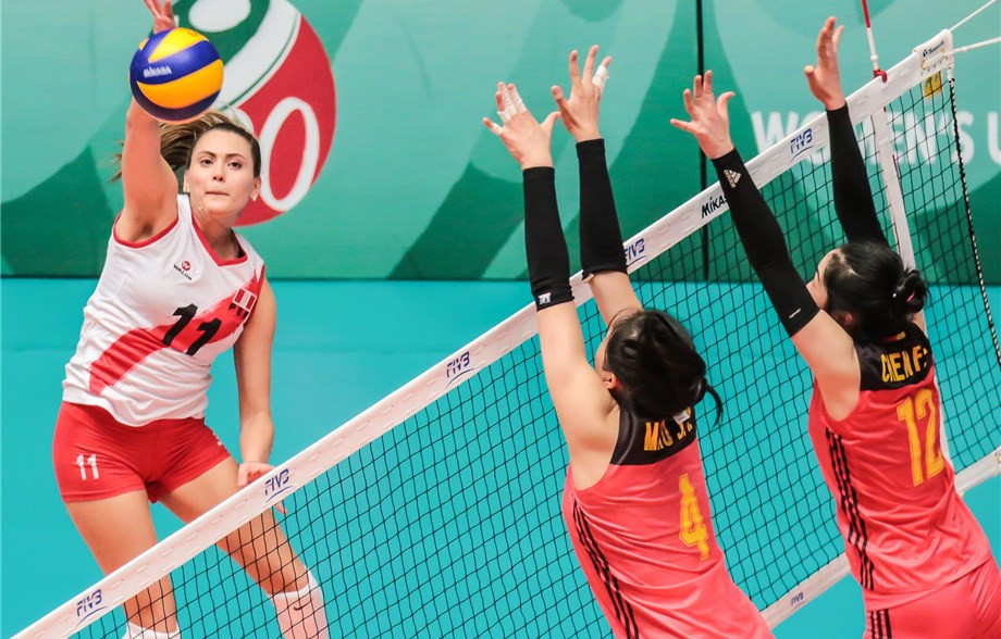 Holders China bounce back from opening defeat at FIVB Women's Under-20 World Championship