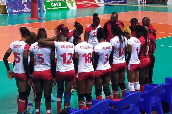 Kenya will be seeking revenge against Cameroon in the final of the Women's African Volleyball Championship in Egypt having lost to them in 2017 ©CAVB