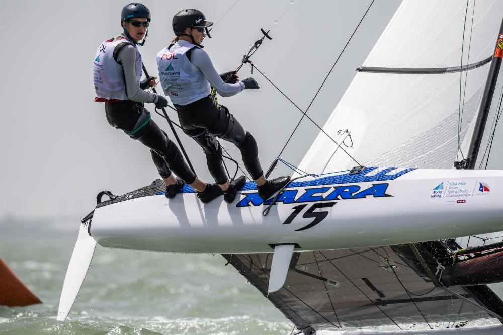 Sixty-six countries ready for Youth Sailing World Championships in Gdynia