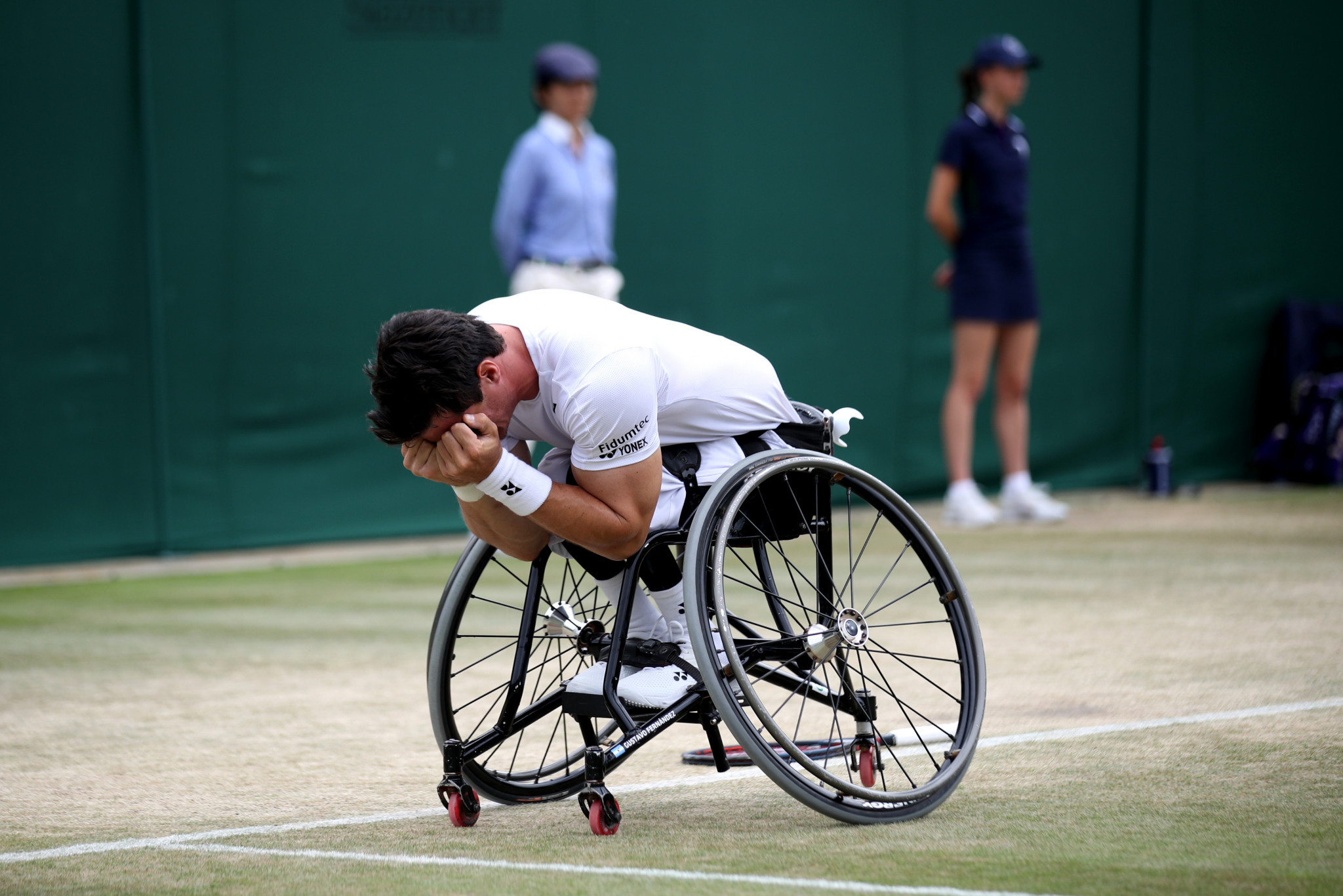 Fernández wins third Grand Slam of 2019 after fightback against Kunieda