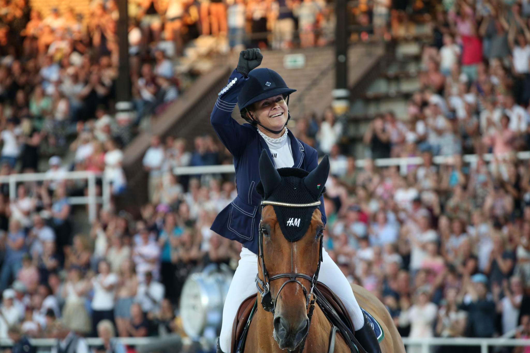 Sweden ride to home victory at FEI Jumping Nations Cup in Falsterbo