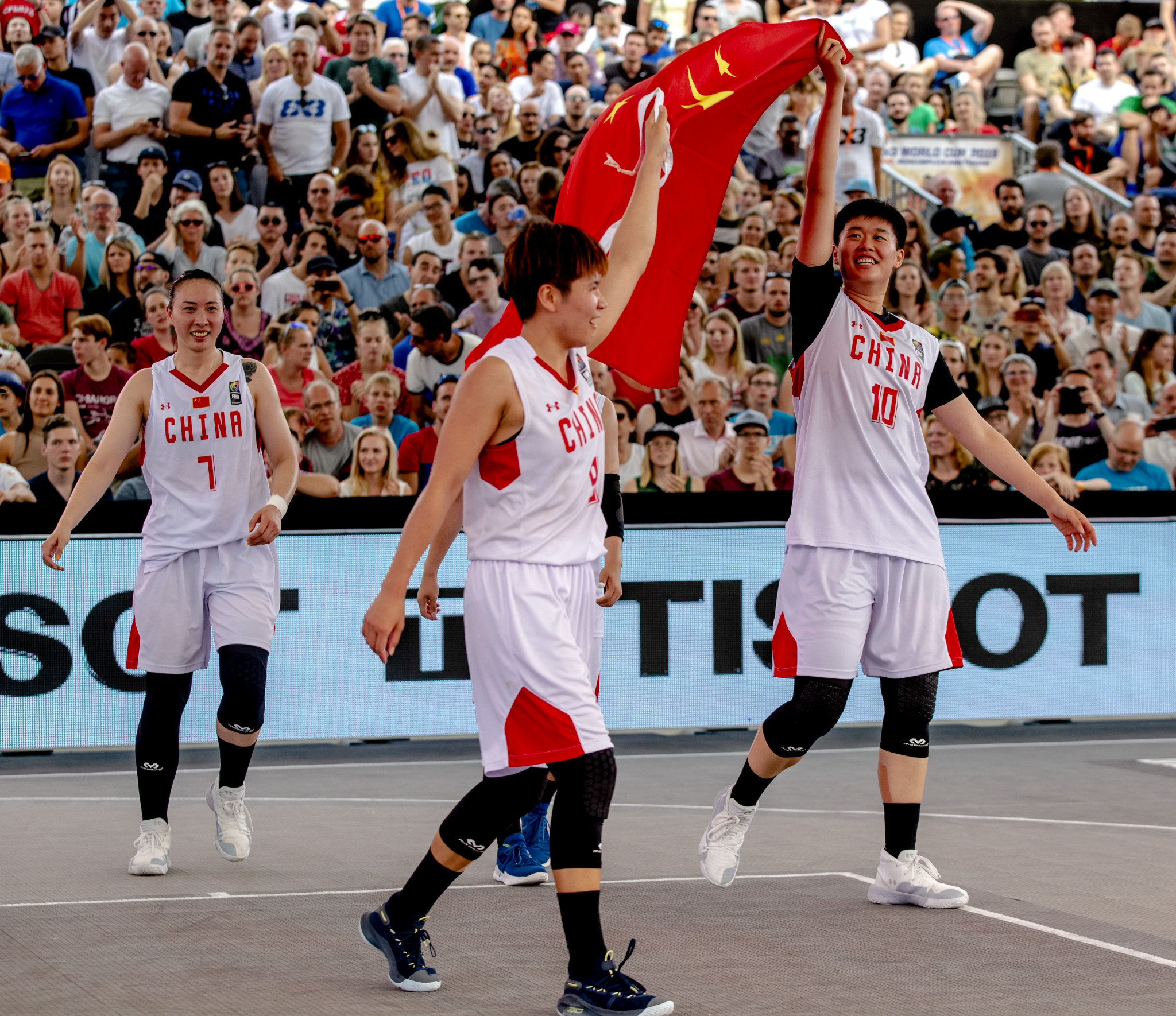 China hold their nerve to win FIBA 3x3 Women's Series final in Italy