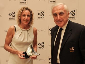 Italian great Sensini one of seven inductees into International Sailing Federation Hall of Fame