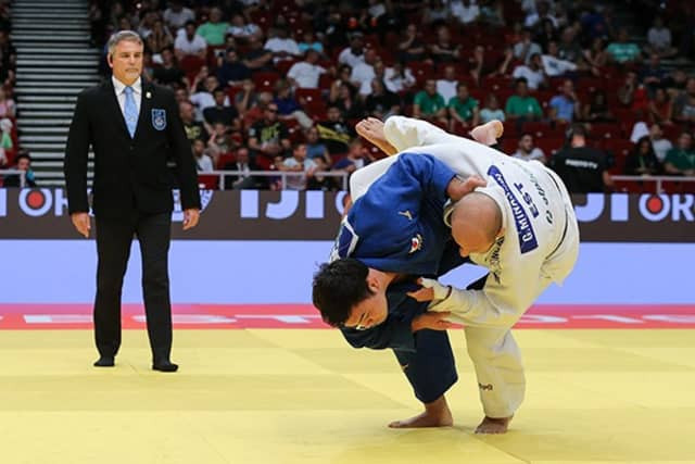 Two golds and three silvers for Japan on final day of IJF Grand Prix in Budapest