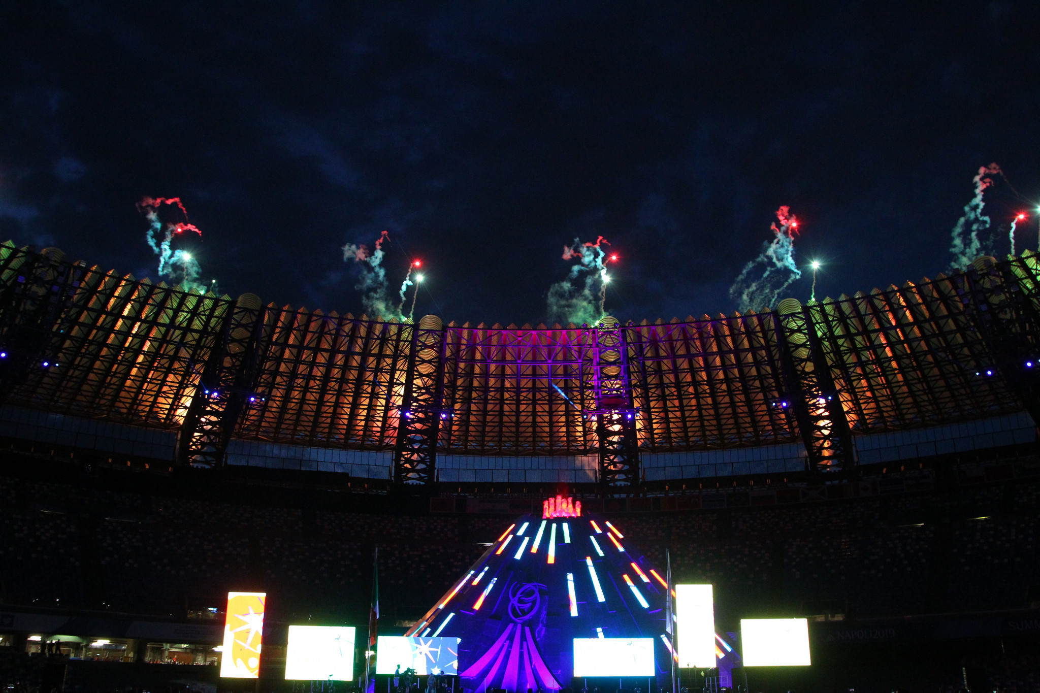 Naples puts on a party at 2019 Summer Universiade Closing Ceremony